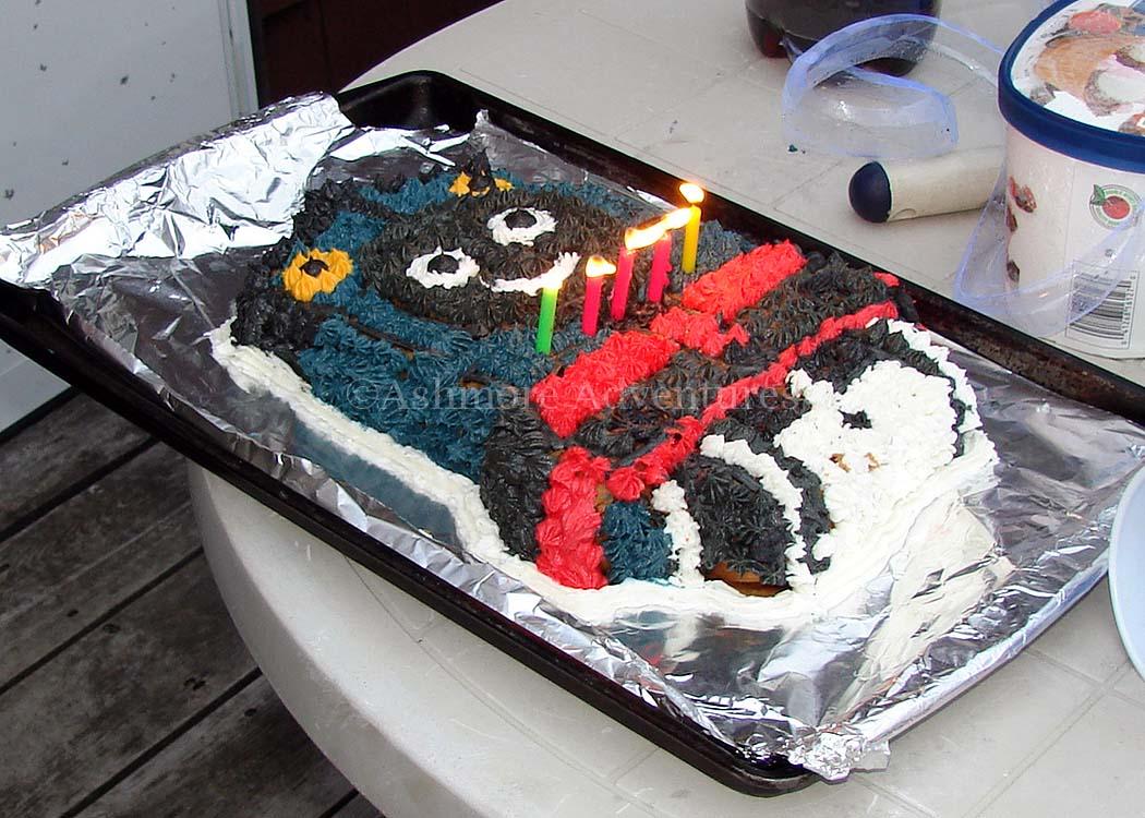 Dwight Howard Birthday Cake