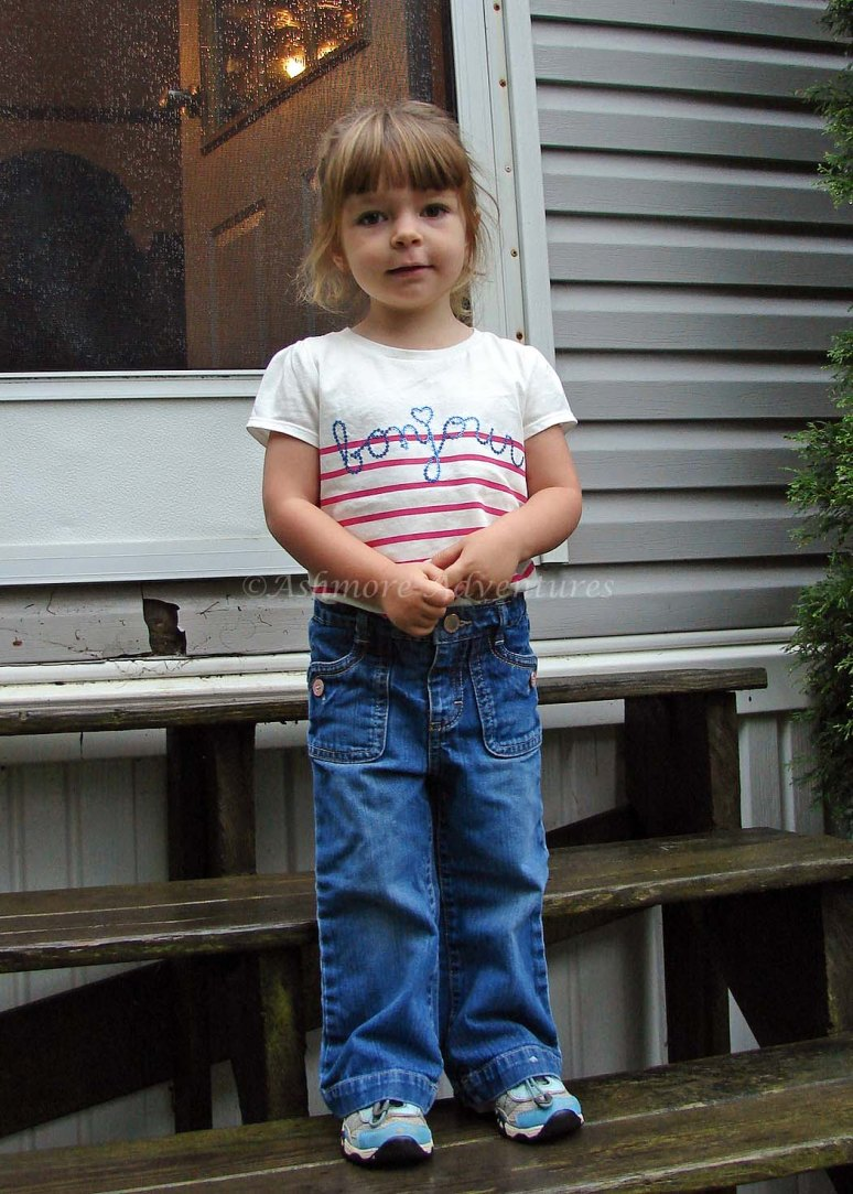 9-5-12 First Day of Preschool.
