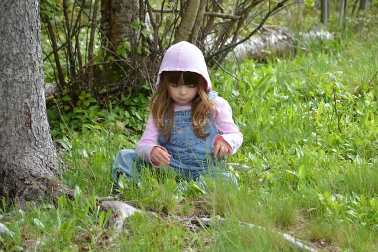 5/27/13 Exploring her surroundings.