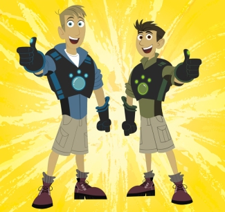 Chris & Martin Kratts - Wild Kratts, PBS