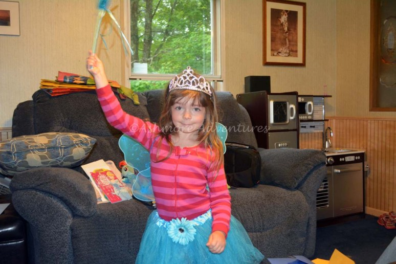 8/14/14 Happy Birthday my little 5 year old fairy!