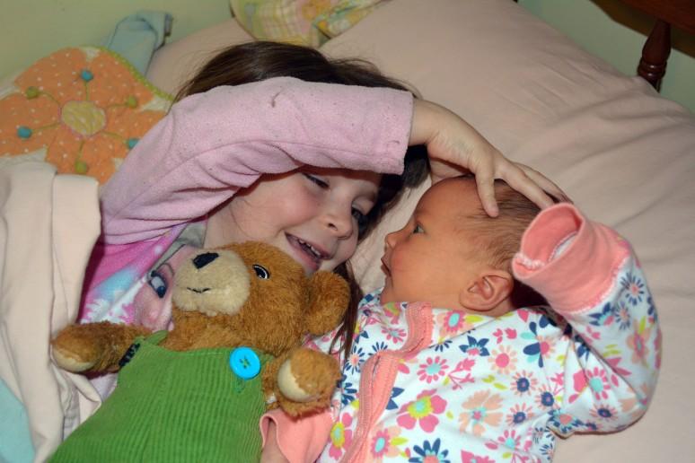 3-1-15 Amelia & Lucy