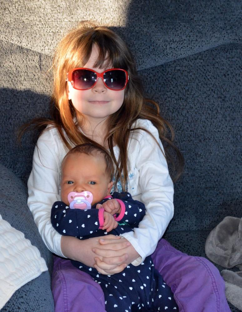 3-3-15 Amelia & Lucy